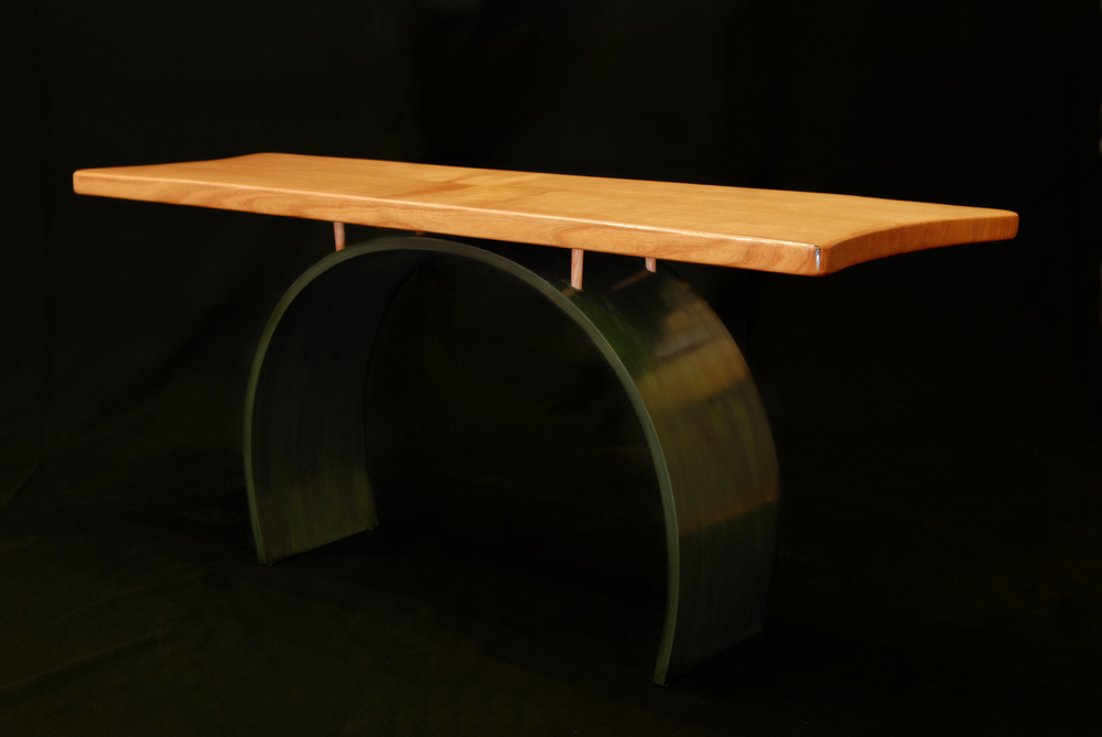 Cucumber Magnolia Side Table