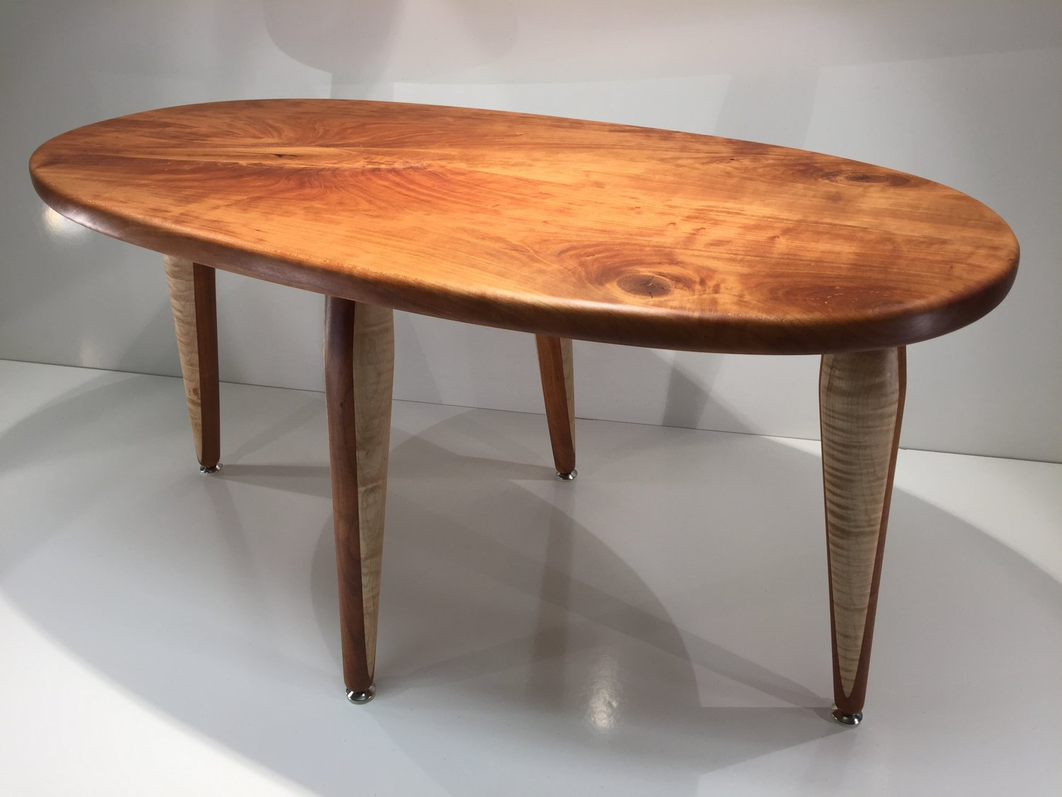 Cherry Coffee Table Exile Woodworking