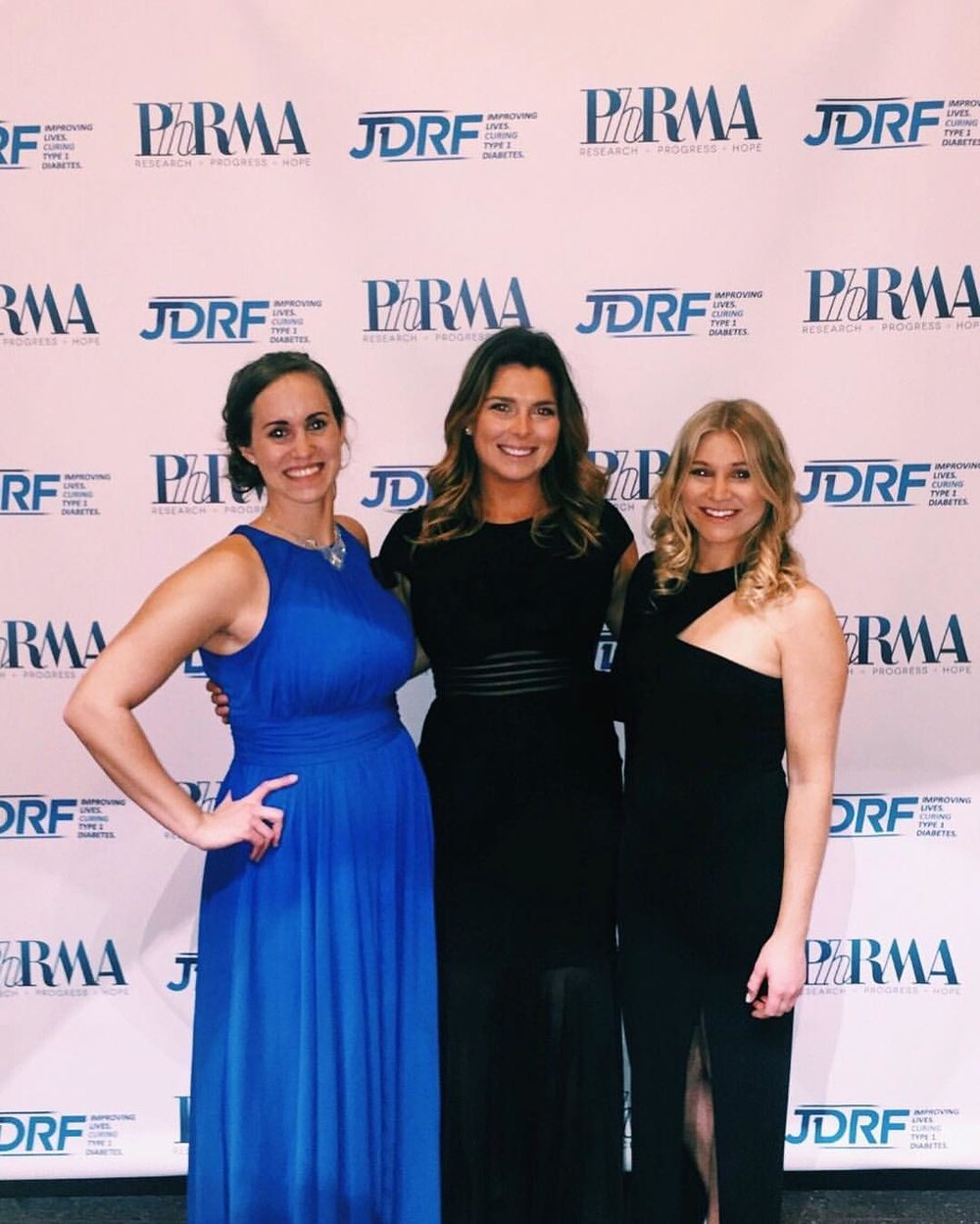 Alex helps execute many JDRF events, which included the 2016 JDRF Night of Hope Gala in Washington, D.C.