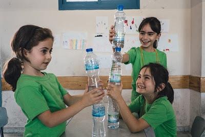 (왼쪽부터) 하디제, 미라, 루아