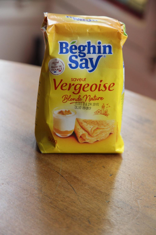 Brown Sugar - Vergeoise
