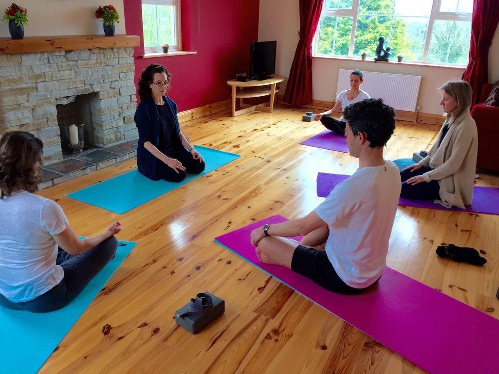 Yoga with Ann