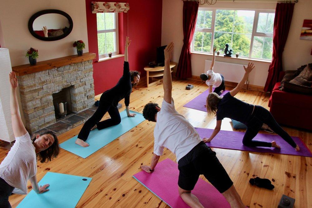 Daily yoga with Ann