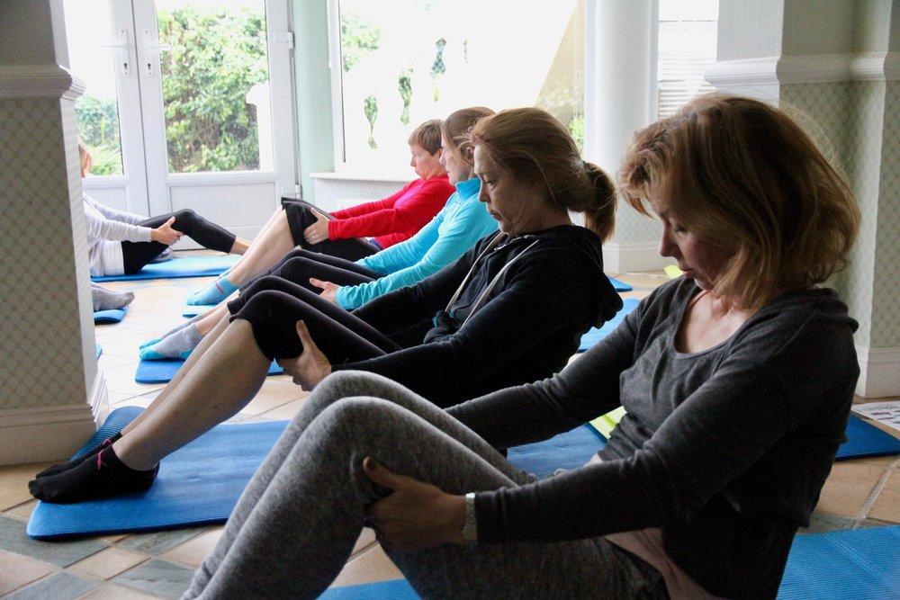 Pilates Core Class
