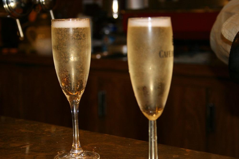 Cool Champagne