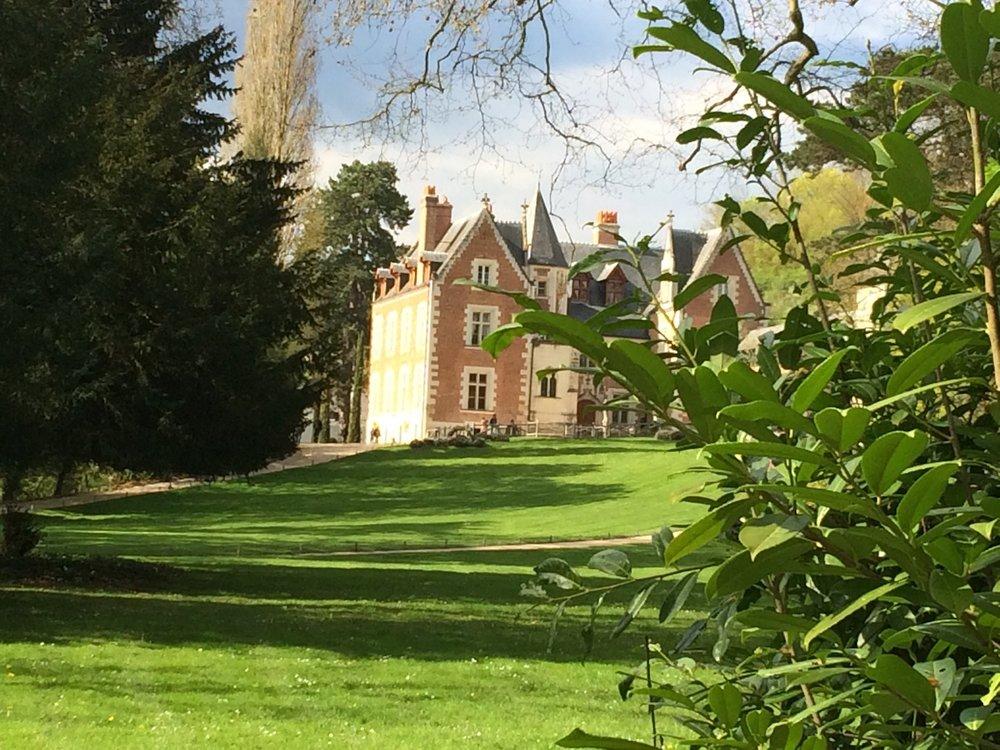 The Château du Close Lusé