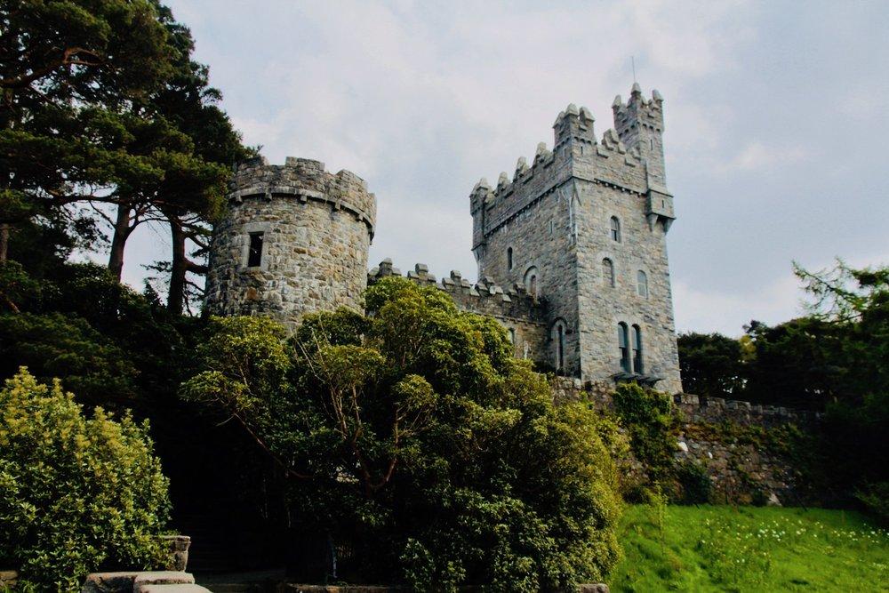 Glevneagh Castle