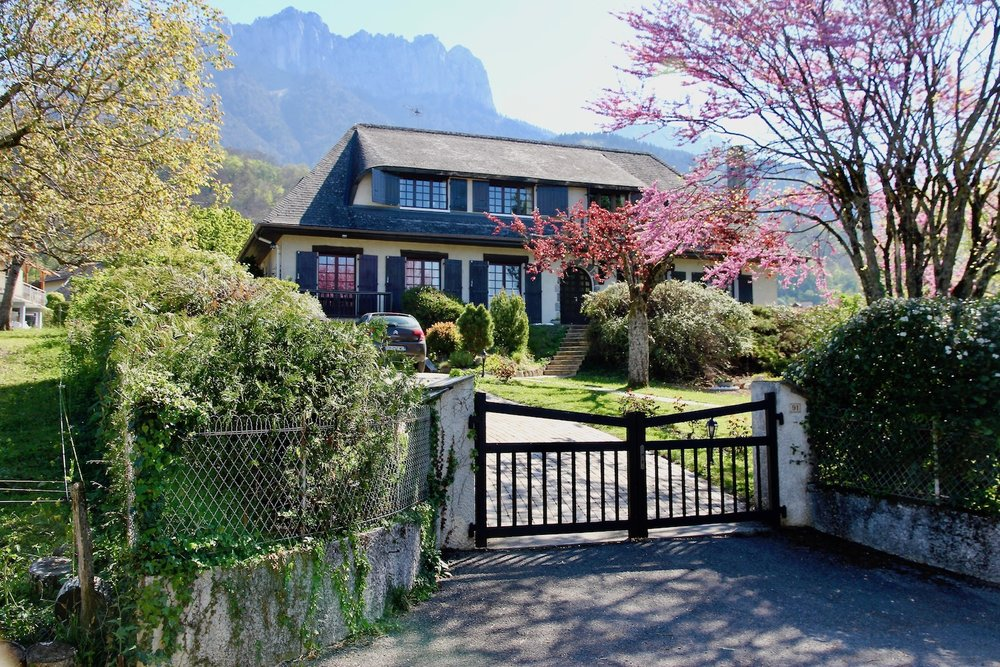 FRANCE - Lake Annecy Villa