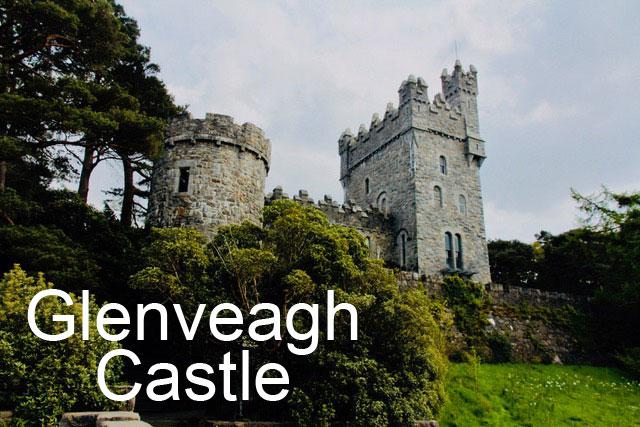 Glenveagh Castle Tour