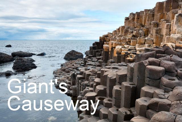 Ardglass Tour | Giant's Causeway