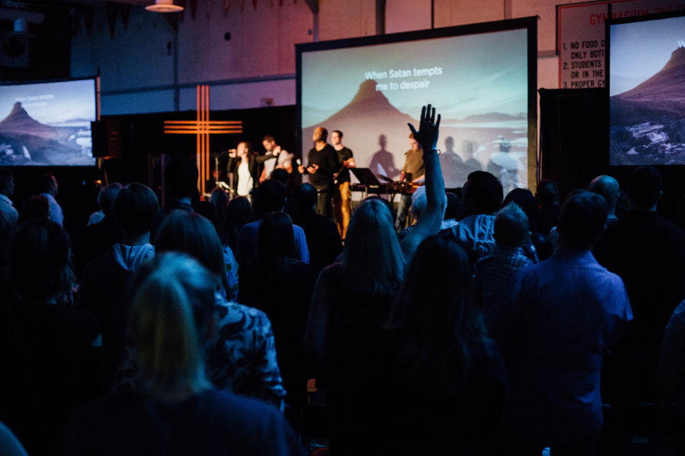 2056 people attended Easter Sunday Services at C4 - 2.6% increase from 2016 (There was not a Young Adults service this year, a difference from 2016)