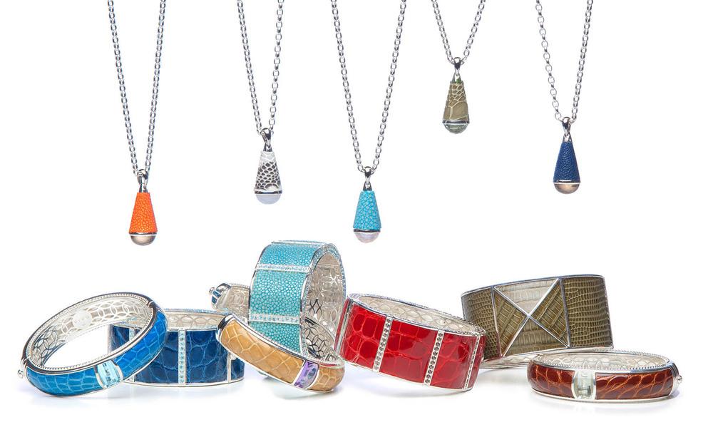 Pendant and bracelets-SPQR.jpg