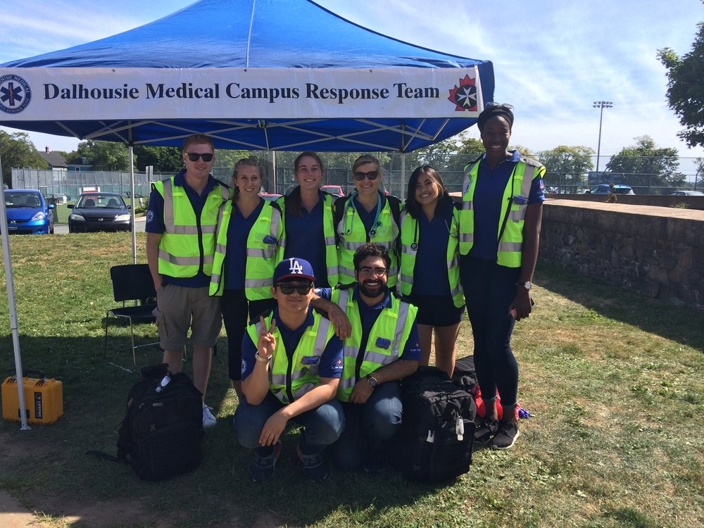 Dalhousie Medical Campus Response Team
