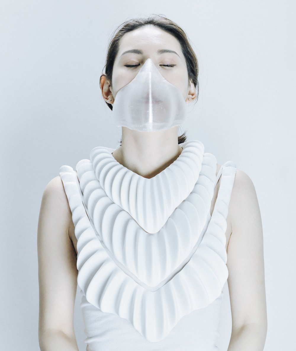 AMPHIBIO - A GILL GARMENT FOR OUR AQUATIC FUTURE