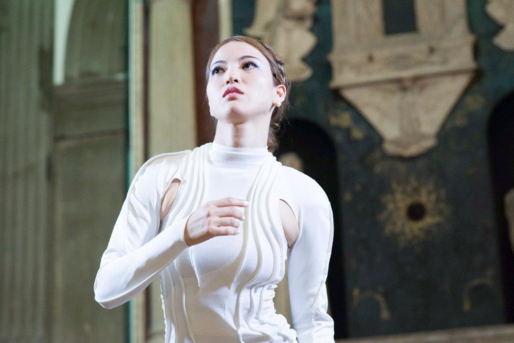 WIM - Haptic Dress for Dancers