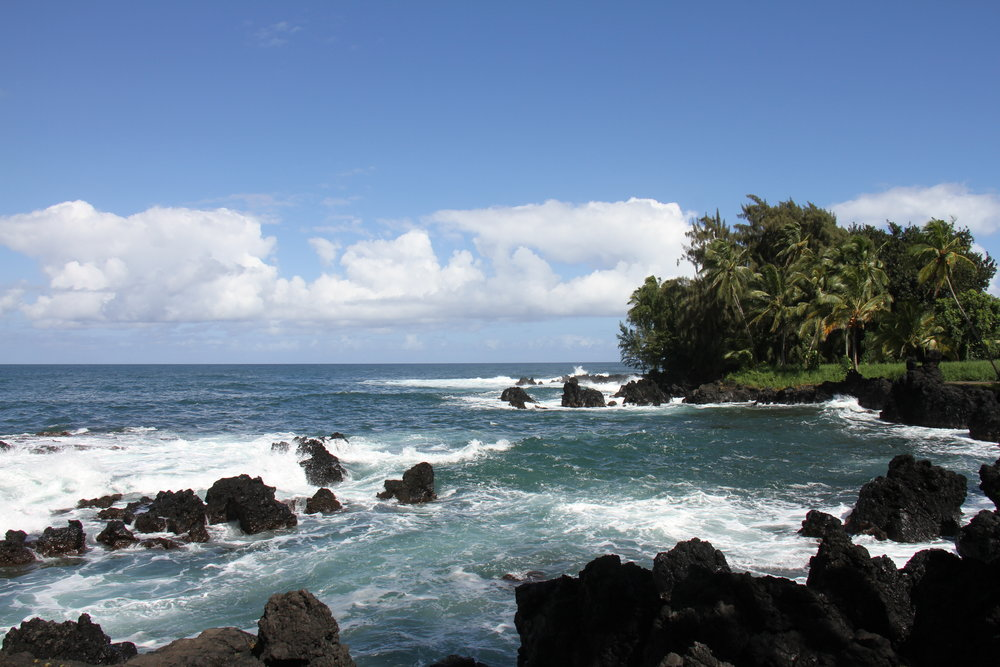 Road to Hana- Ke'Anae Lookout