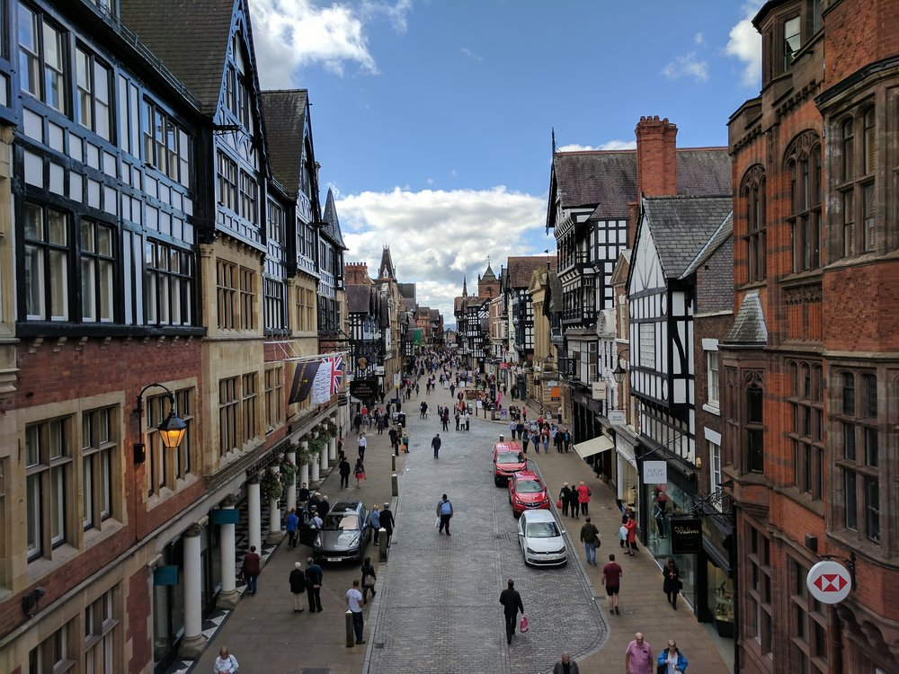 Chester City Center