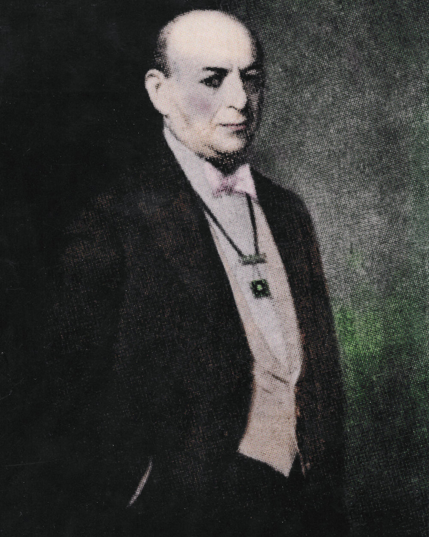 Magician Max Malini
