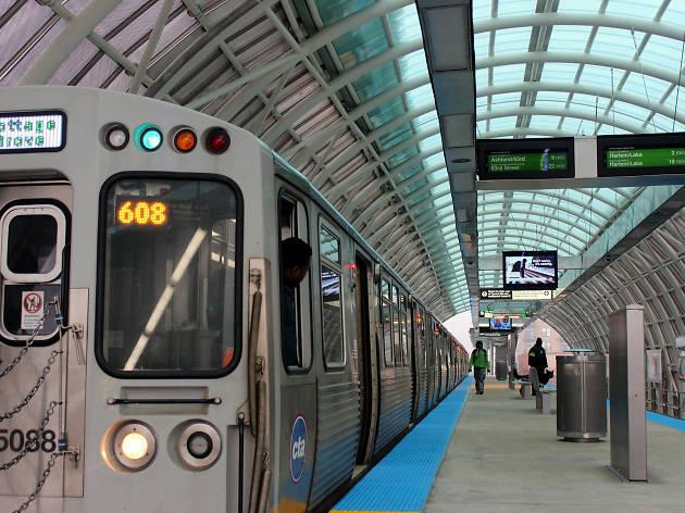 chicago public transportation