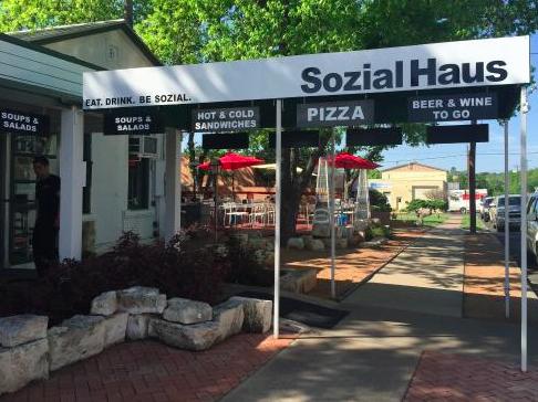 SOZIAL HAUS