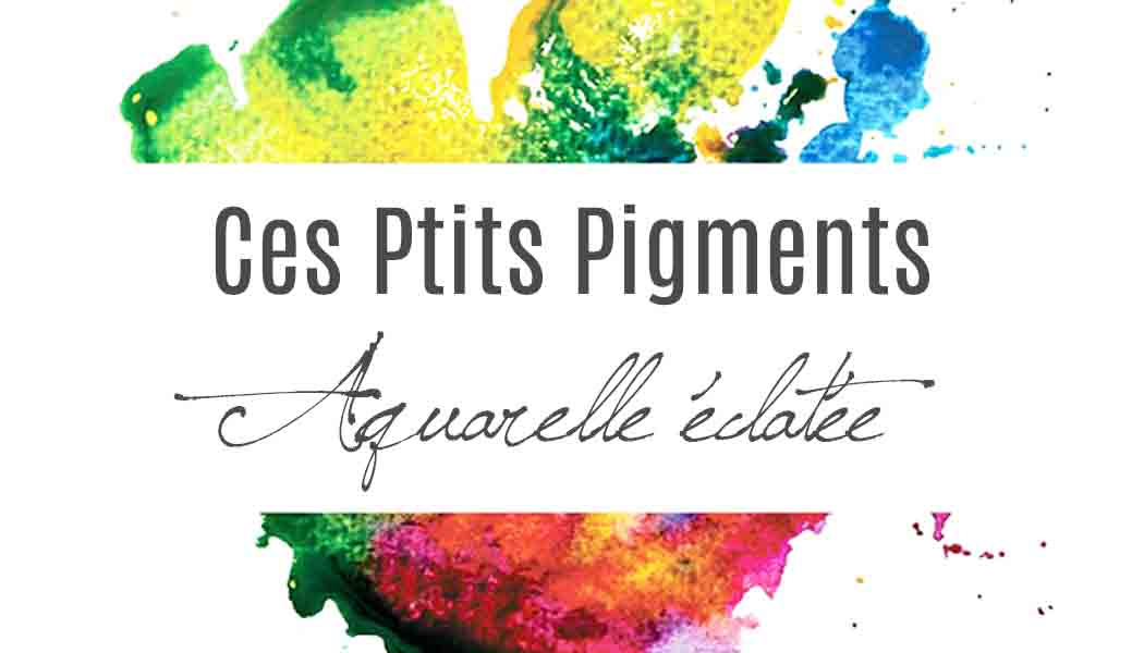 Animal Watercolors | Ces Ptits Pigments | Aquarelle d'animaux