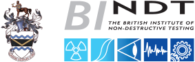 British Institute of non-destructive testing logo