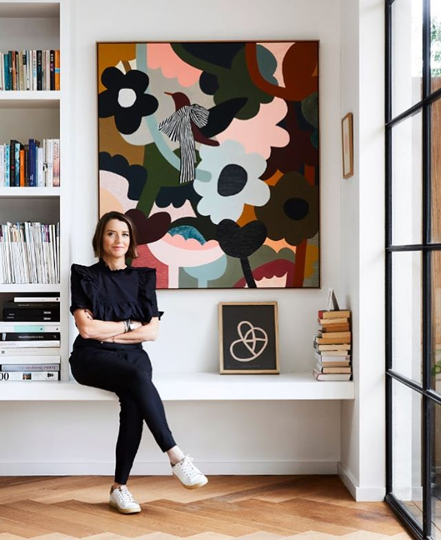 @rachelcastleandthings rocking her portrait 💥💥💥 shot for @thedesignfiles styling @annieportelli 📷 @caitlinmillsphotography #portrait #lifestyle #photography #lifestylephotography #interiordesign #interiorphotography #sydney