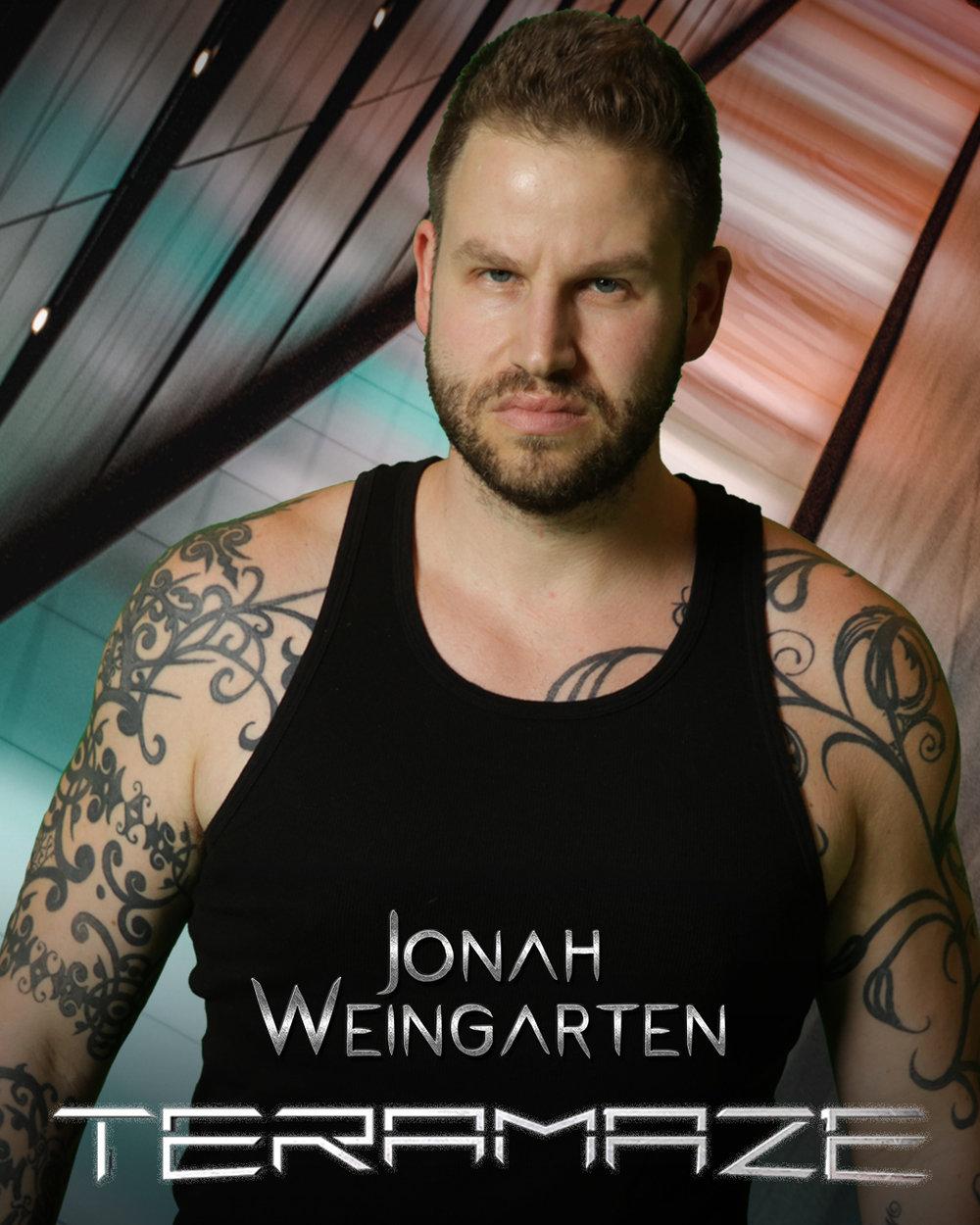 JONAH WEINGARTEN JOINS AUSTRALIAN BAND TERAMAZE — SEPTEMBER 2017
