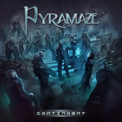 PYRAMAZE - CONTINGENT (2017)