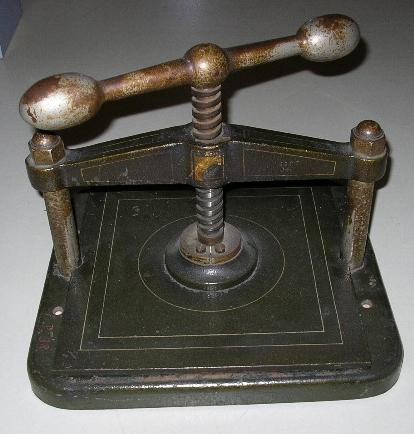 Victorian Scanner
