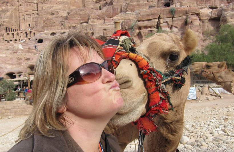 Lisa and Camel.jpg
