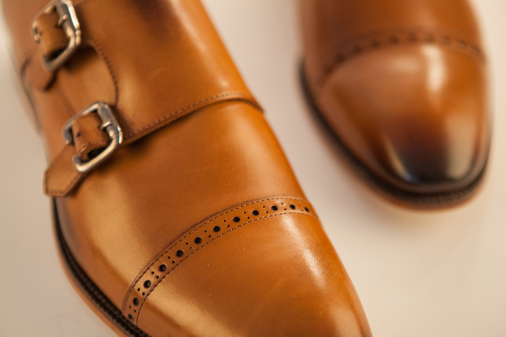 "Alexander Noel's Monk Strap-""The Sunday Best"""