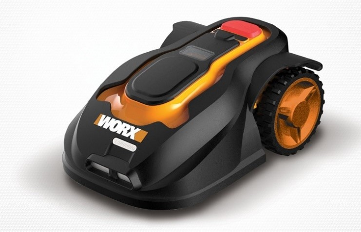 The WORX Landroid Robotic Lawn Mower