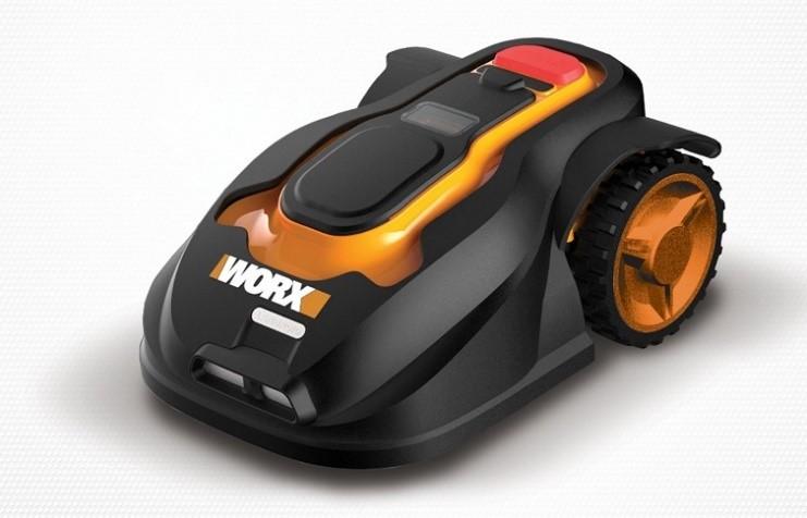 The WORX Landroid Robotic Lawn Mower