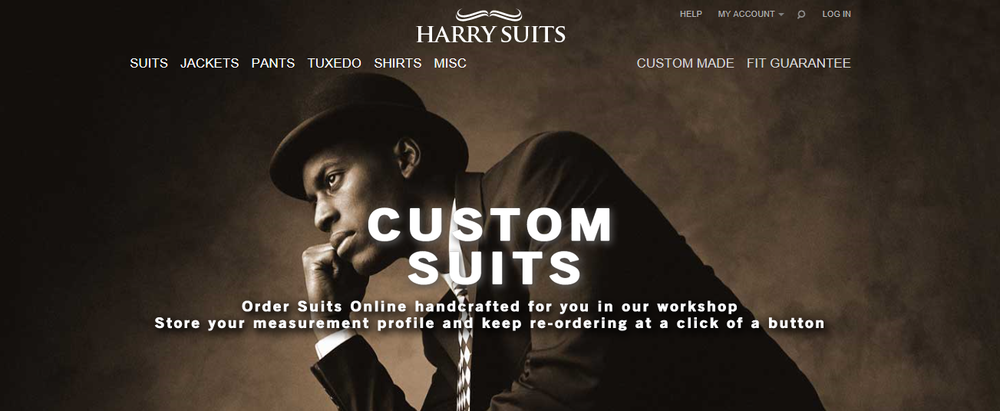 www.Harrysuits.com