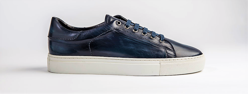 The Kickabout is by far the most beautiful streetwear with an amazing Calfskin Texture