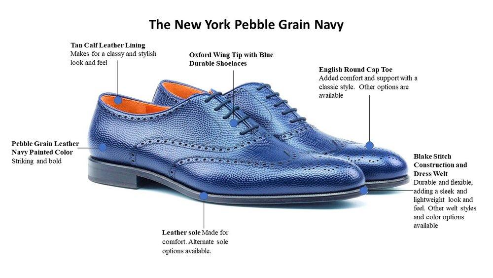 New York Pebble Grain NavyAA.jpg