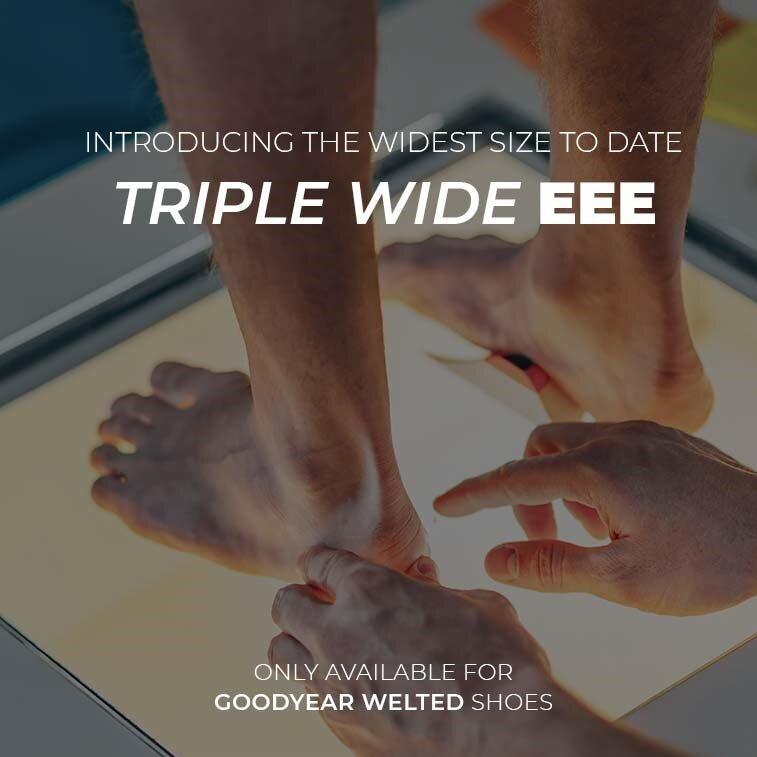 Shoe Talk Triple Wide EEE-INTRODUCING