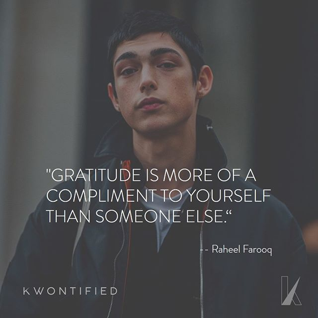 Give thanks and be grateful. Happy Thanksgiving! . . . 📷: @vogue #kwontified #fashion #style #fashionweek #instagood #stockholmfashionweek #outfitoftheday #stockholm #ootd #streetstyle #streetfashion #instafashion #fashiongram #fashionblog #fashionstyle #fashionista #fashionblogger #highfashion #styleblogger #styleinspo #stylelookbook #fashionlookbook #motivation #motivationalquote #success #inspiration #inspirationalquote #quoteoftheday #vogue #hardwork
