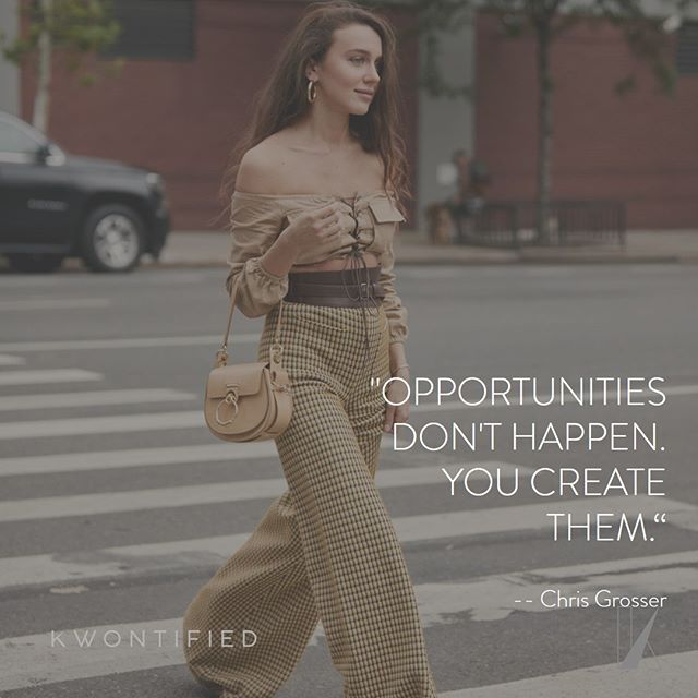 Create your own destiny. . . . 📷: @thestylestalkercom #kwontified #fashion #style #fashionweek #instagood #newyorkfashionweek #outfitoftheday #streetlook #ootd #streetstyle #streetfashion #instafashion #fashiongram #fashionblog #fashionstyle #fashionista #fashionblogger #highfashion #styleblogger #styleinspo #stylelookbook #fashionlookbook #motivation #motivationalquote #success #inspiration #inspirationalquote #quoteoftheday #thestylestalkercom #stylestalker