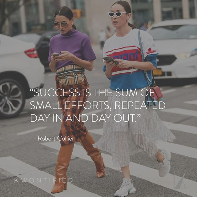 Success isn't measured by how much money you have, it's measured by the constant effort you put in. . . . 📷: @thestylestalkercom #kwontified #fashion #style #fashionweek #instagood #newyorkfashionweek #outfitoftheday #streetlook #ootd #streetstyle #streetfashion #instafashion #fashiongram #fashionblog #fashionstyle #fashionista #fashionblogger #highfashion #styleblogger #styleinspo #stylelookbook #fashionlookbook #motivation #motivationalquote #success #inspiration #inspirationalquote #quoteoftheday #thestylestalkercom #stylestalker