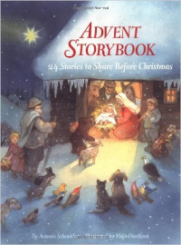 an advent devotional is a great tool for enriching the daily journey through advent and for kids we love antonie schneiders advent storybook 24 stories - Christmas Devotional Stories