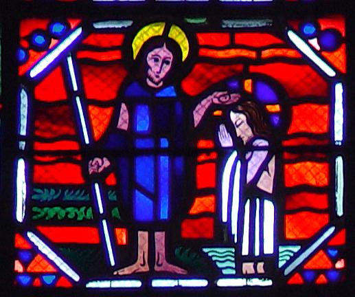 J. Le Breton, Baptism of Christ  ( Vanderbilt Div. Library )