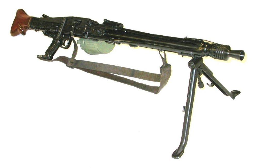 poor mans machine gun