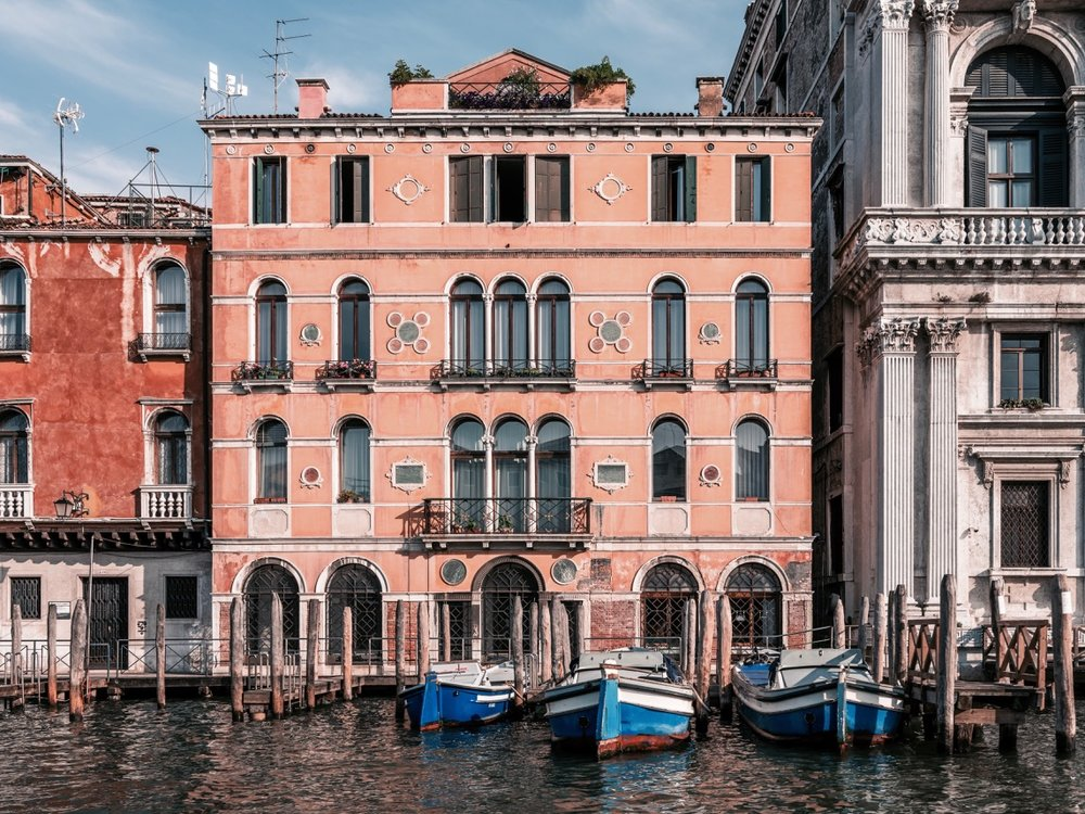 THE VENICE SERIES - A celebration of the timeless grandeur of this architectural paradise.