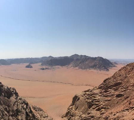 Wadi Rum Nature Tours - Jabal al Hash Views