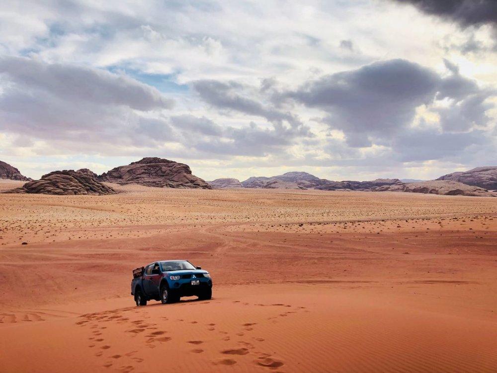 Wadi Rum Day Trips