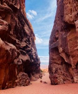 Wadi Rum Nature Tours Jeep &Walking Tour