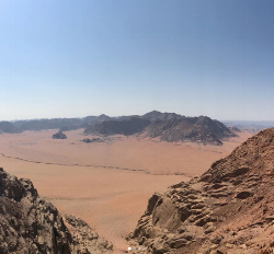 Wadi Rum Nature Tours - Jabal Al Hash Hiking Tour