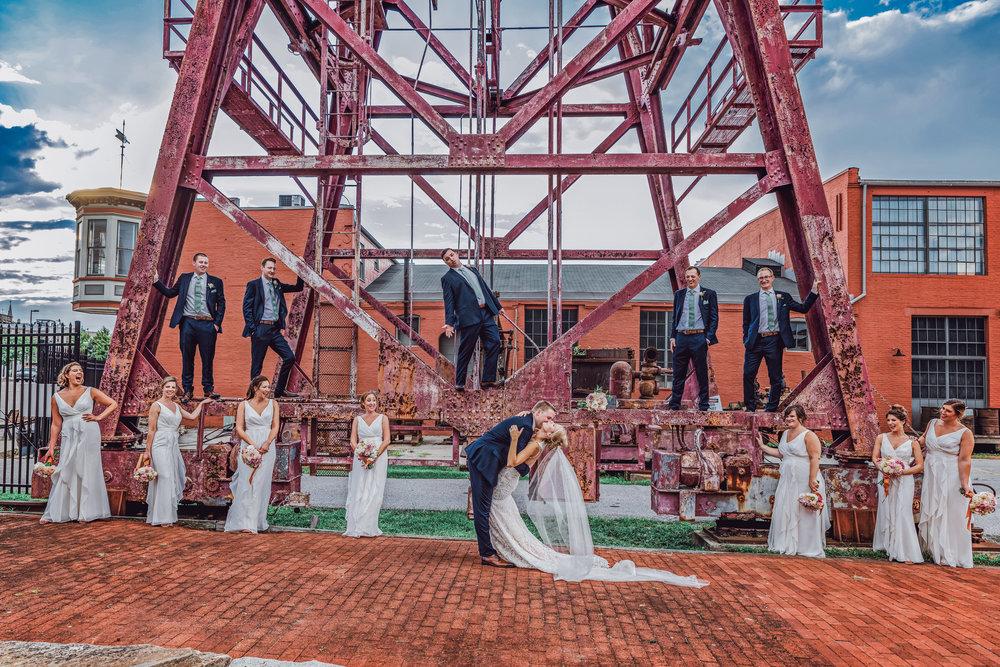 BaltimoreMuseumofIndustryWedding-Megan&Chris-WeddingParty-26.jpg